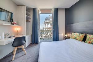 BDX Hotel Gare Saint-Jean - Zimmer