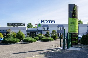 Hotel Le Provençal - Esterno