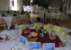 The sensey 33 banquet organization
