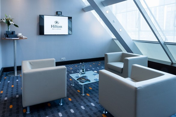 Hilton Paris La Defense - Tagungsraum Churchill