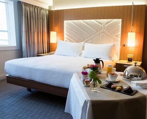 Hilton Paris Defense - Room Service
