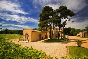 Schloss von Pennautier - Aude Seminar Schloss