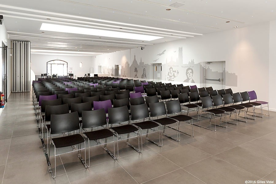Manoir du prince - sala de conferencias