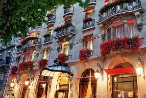 Plaza Athenee Paris - Hotel für Seminar in Paris