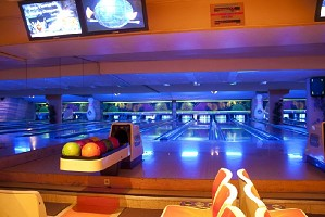 Champerret Bowling - Track