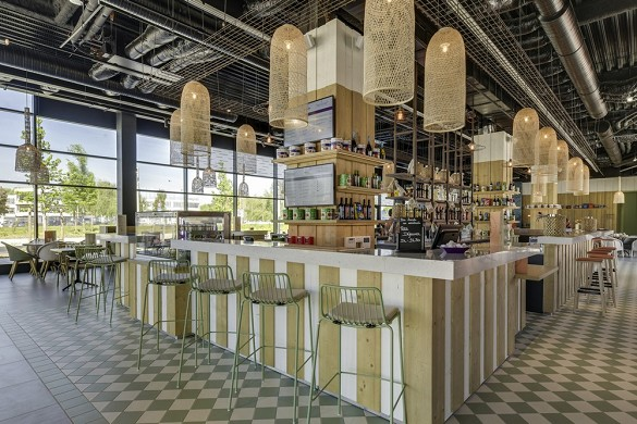 Mercure paris orly tech airport - bar