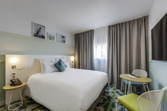 Mercure paris orly tech airport - chambre
