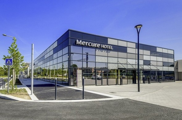 Mercure paris orly tech airport - façade