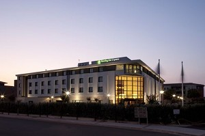 Holiday Inn Express Toulouse Airport - El exterior del hotel