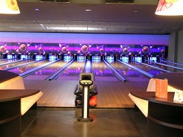 Bowling Montaudran - Bowling alley