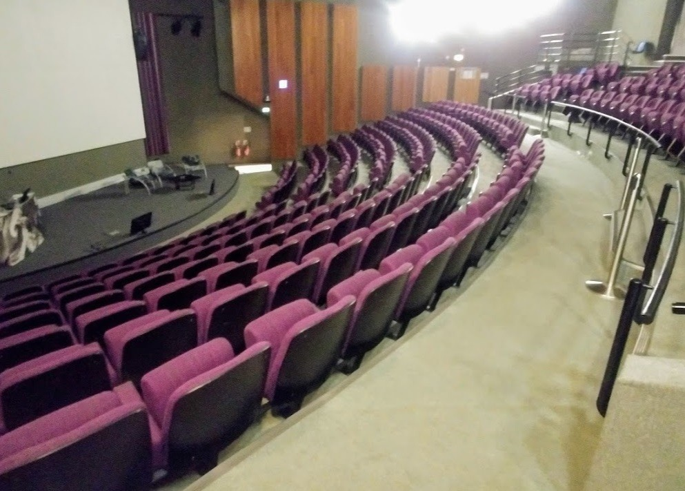 Meteo france international conference center - auditorium