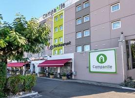 Campanile Toulouse Nord Sesquières - Hotel per seminari Tolosa