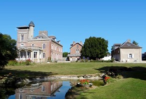 La Roseraie Sains-en-Amienois - Magnificent place located in the Somme
