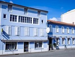 Hotel restaurant PEDUSSAUT - Facade of the establishment