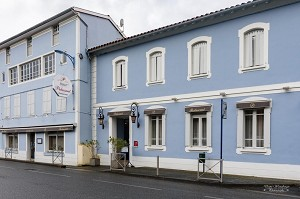 Hotelrestaurant Pédussaut - Fassade