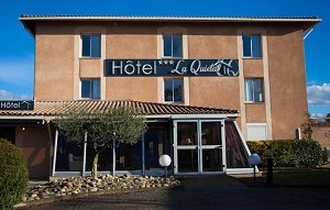 The Quietat - 3 stars Conference Hotel in Toulouse