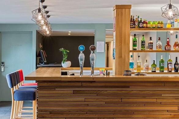 Best Western Plus Hotel Hyeres Costa Azul, bar