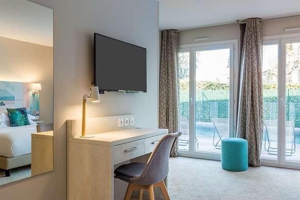 Best Western Plus Hotel Hyeres Cote d'azur - Unterkunft