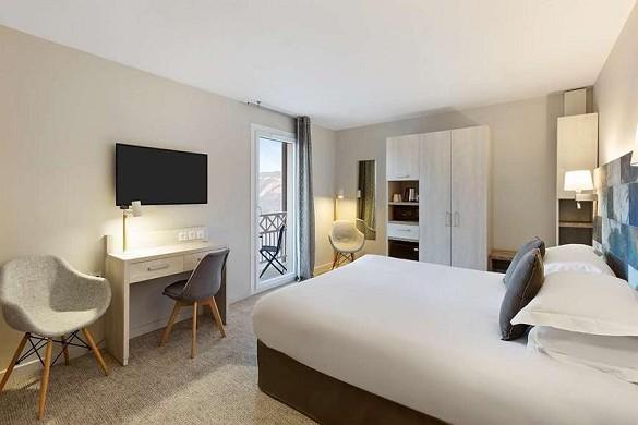 Best western plus hotel hyeres cote d'azur - habitación