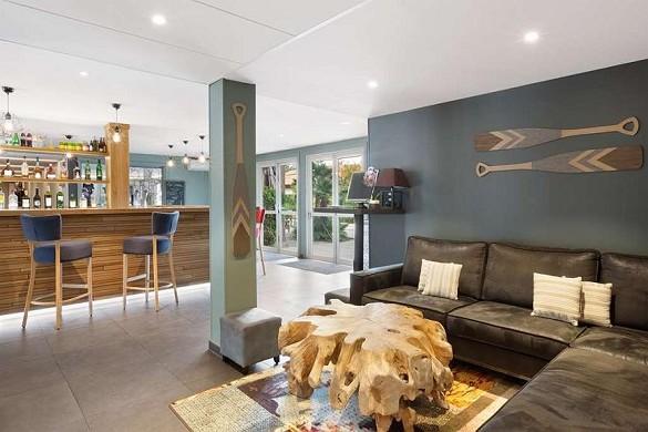 Best western plus hotel hyeres cote d'azur - salón