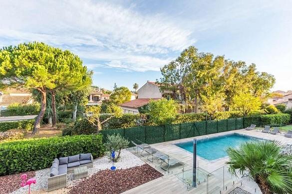 Best western plus hotel hyeres cote d'azur - piscina