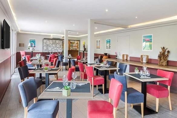 Best Western Plus Hotel Hyeres Cote d'azur - Restaurant