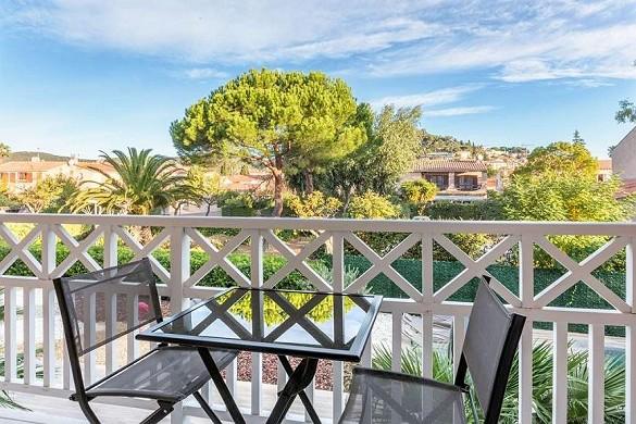 Best Western Plus Hotel Hyeres Costa Azul - terraza