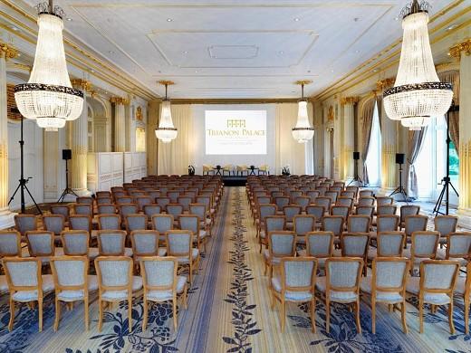 Trianon Palace Versailles, un hotel waldorf astoria - organización de reuniones