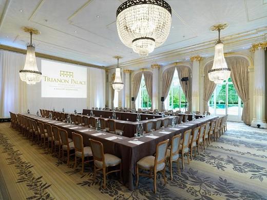 Trianon palace Versailles, un hotel waldorf astoria - sala de seminarios
