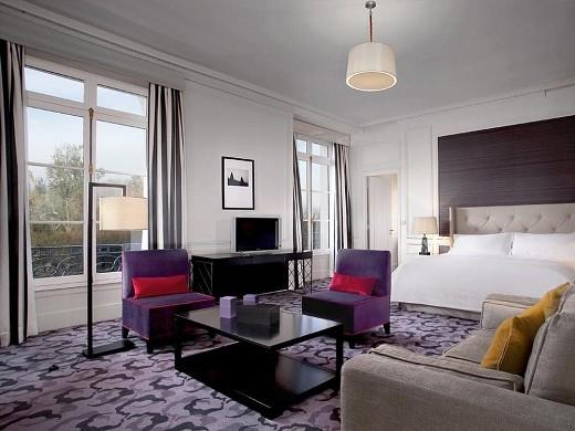 Trianon Palace Versailles, Waldorf Astoria Hotel - Suite Junior