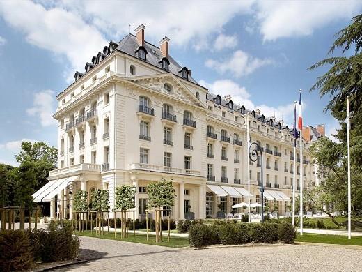 Trianon palace versailles, un hotel waldorf astoria - seminario hotel versailles