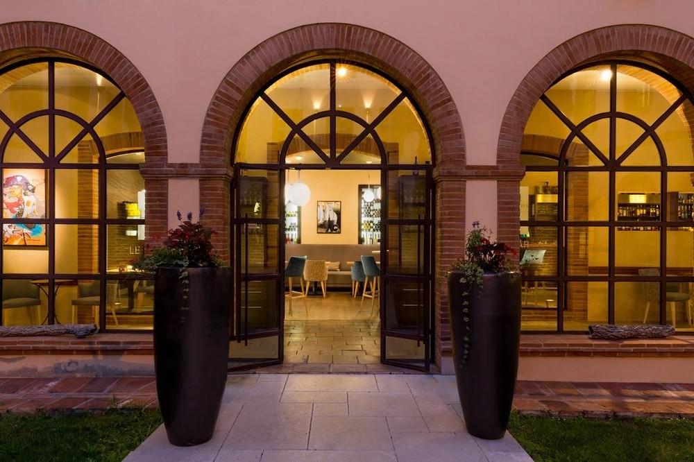 Capuchin Abbey spa resort - casa