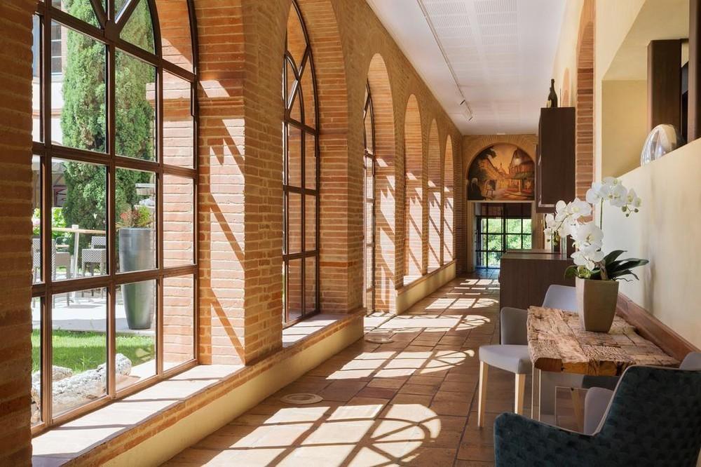 Capuchin Abbey spa resort - interior