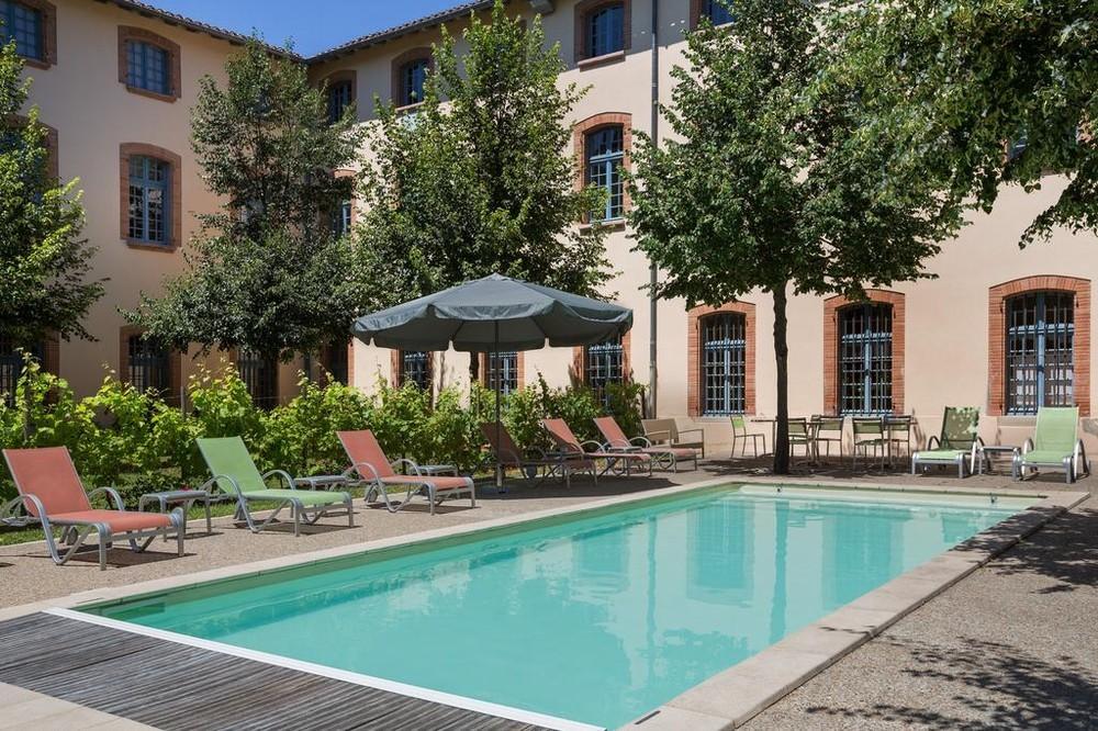 abbaye des capucins spa resort salle s minaire montauban 82. Black Bedroom Furniture Sets. Home Design Ideas