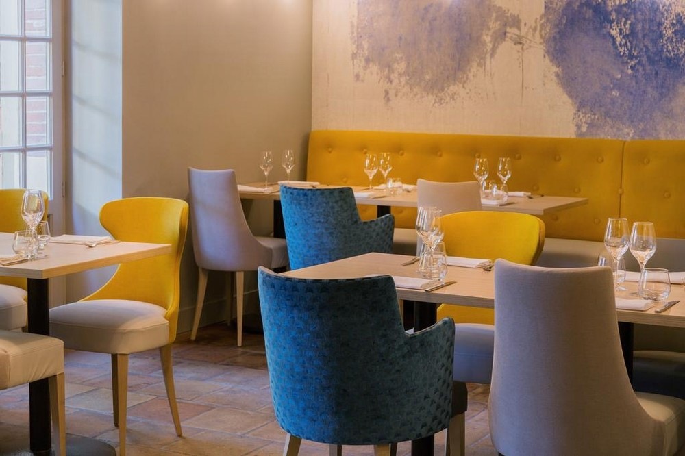 Capuchin Abbey spa resort - restaurante