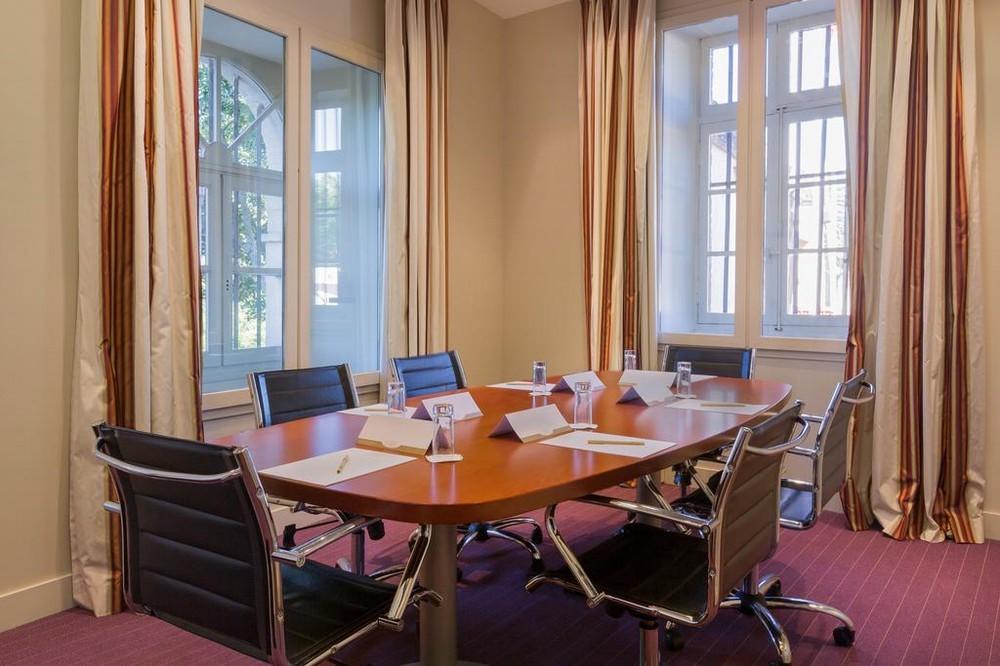 Capuchin Abbey spa resort - sala de reuniones