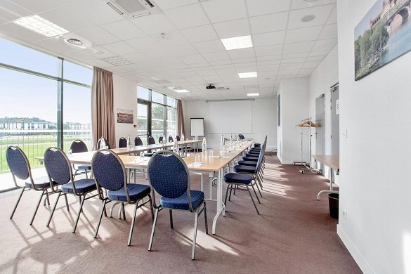 Zénitude toulouse fluvia - meeting room