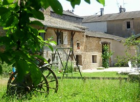 Ecogit'Actions @La Roche Bleue - Entspannung im Garten