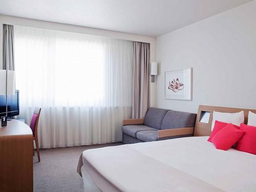 Novotel paris sud porte de charenton - accommodation