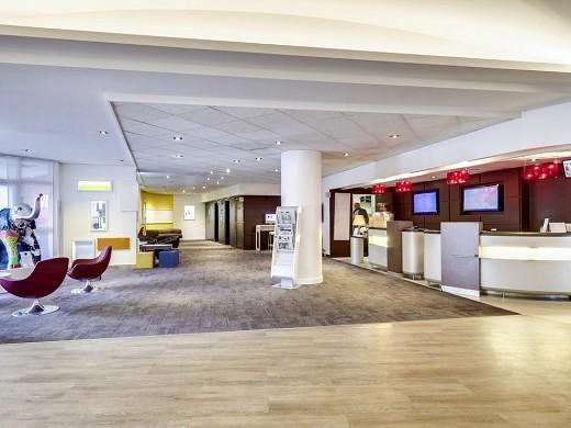 Novotel paris sud porte de charenton - reception