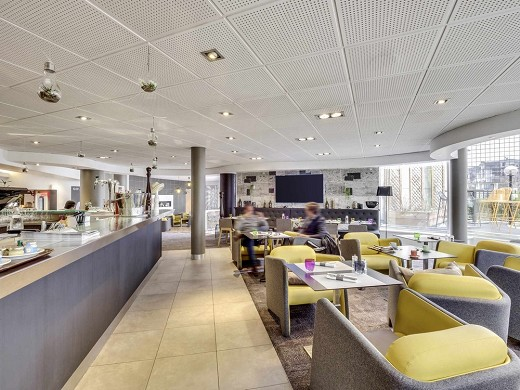 Novotel paris sud porte de charenton - restaurant