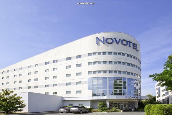 Novotel Paris Orly Rungis - Außenansicht