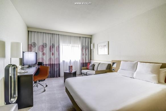 Novotel Paris Orly Sprungis - Zimmer