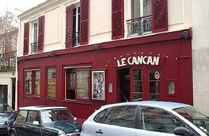The Cancan - Paris seminar