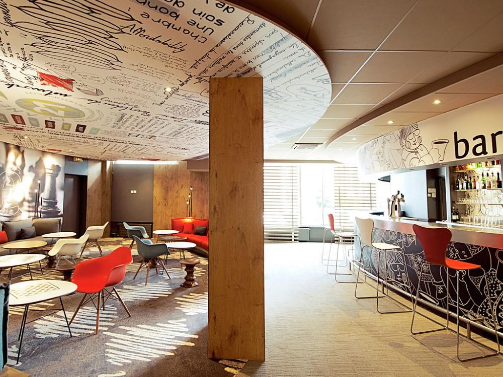 Ibis paris porte d 39 italie salle s minaire paris 75 - Restaurant porte d italie sarreguemines ...