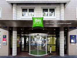 Ibis Styles Paris Tolbiac Bibliotheque - Hotel for meetings and residential seminars