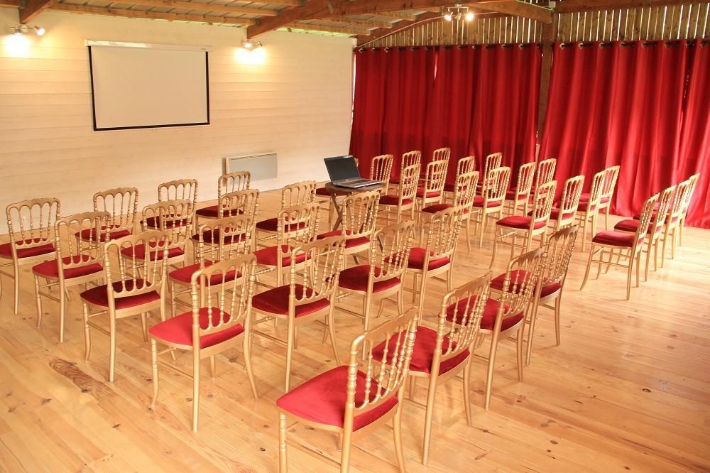 Sherwood Park - seminar room
