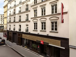 Ibis Paris Gare de l'Est 10ème - Hotel Front