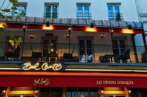Bel Canto - Paris seminar