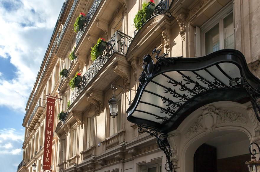 H tel mayfair salle s minaire paris 75 for Hotel paris 75